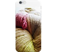 Skeined iPhone Case/Skin