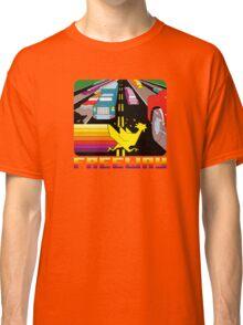 ATARI FREEWAY CARTRIDGE LABEL Classic T-Shirt
