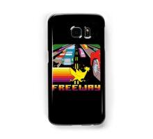 ATARI FREEWAY CARTRIDGE LABEL Samsung Galaxy Case/Skin