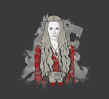 Cersei is power grey pad by EdWoody