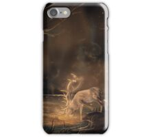 Glowing Lake iPhone Case/Skin