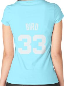 Larry Bird Women's Fitted Scoop T-Shirt