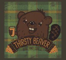 The Thirsty Beaver Bar & Grill T-Shirt