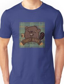 The Thirsty Beaver Bar & Grill Unisex T-Shirt