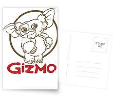 Gizmo Gremlins Postcards