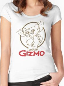 Gizmo Gremlins Women's Fitted Scoop T-Shirt
