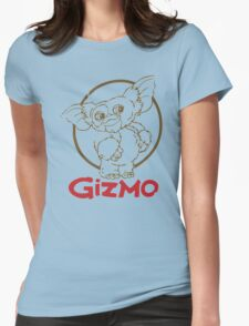 Gizmo Gremlins Womens Fitted T-Shirt