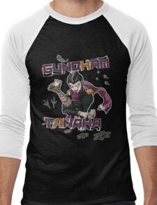 Gundham Tanaka Men's Baseball ¾ T-Shirt
