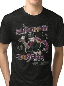 Gundham Tanaka Tri-blend T-Shirt