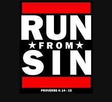 RUN FROM SIN- LDStreetwear Unisex T-Shirt