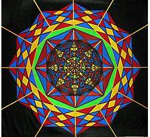 Quantum Super Construct Photographic Print