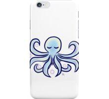 Sleepy Octopus iPhone Case/Skin