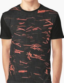 Sparks on Black no. 2 Graphic T-Shirt
