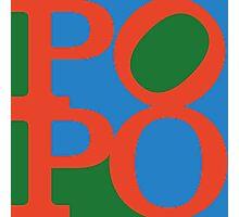 POPO - german 4 BOTTY, sexy bottom Photographic Print