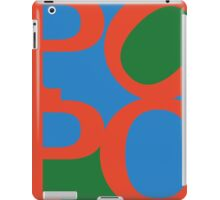 POPO - german 4 BOTTY, sexy button iPad Case/Skin
