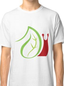 Nature and worm insects Classic T-Shirt