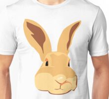 Rabbit Drawing Unisex T-Shirt