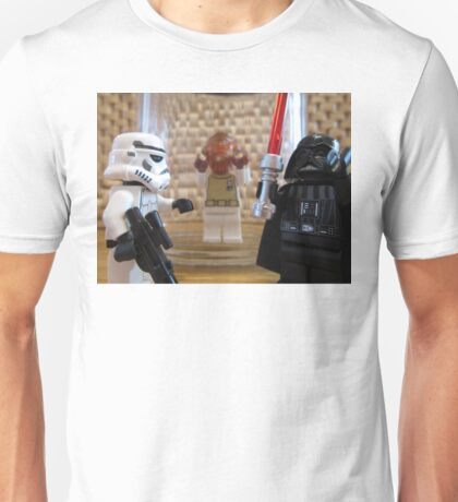 Dave Stormtrooper its a Trap Unisex T-Shirt