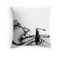 Sending - FFX inspired Throw Pillow