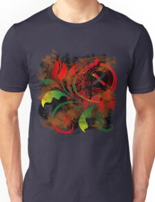 grunge tulip Unisex T-Shirt