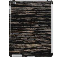 Line Art - old tree pattern iPad Case/Skin