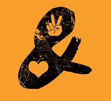 Peace & Love T-Shirt Mens, Womens & Kids Unisex T-Shirt