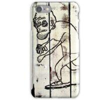 Old Skater iPhone Case/Skin