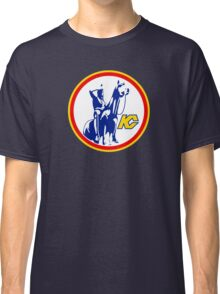 KANSAS CITY SCOUTS HOCKEY RETRO Classic T-Shirt