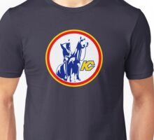 KANSAS CITY SCOUTS HOCKEY RETRO Unisex T-Shirt