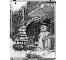 The Snowman iPad Case/Skin