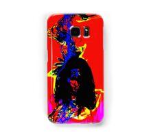 Red Woman Samsung Galaxy Case/Skin