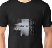 shoes on power lines Unisex T-Shirt