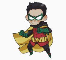 Batman & Robin || Damian Wayne by Mia ♡ Restrepo