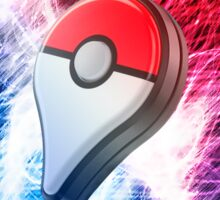 POKÉMON GO - RED & BLUE SPACE! Sticker