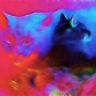 The Cat Dream by michel bazinet