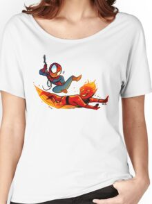 Spidertorch! Women's Relaxed Fit T-Shirt