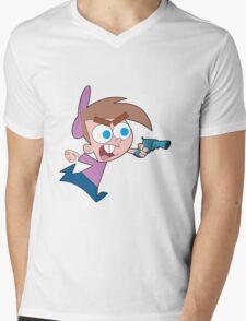 Panda's Desiigner XXL Freestyle style - Timmy timmy timmy turner! Mens V-Neck T-Shirt