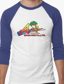 SEGA AM2 JAPAN Men's Baseball ¾ T-Shirt