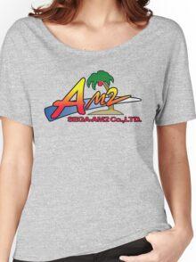 SEGA AM2 JAPAN Women's Relaxed Fit T-Shirt