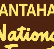 Nantahala National Forest Sticker