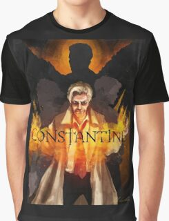 CONSTANTINE - Main Suspects Graphic T-Shirt