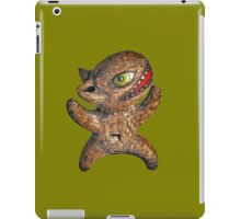 Guest from a dark forest iPad Case/Skin