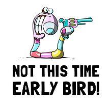 Early Bird Worm by AmazingMart