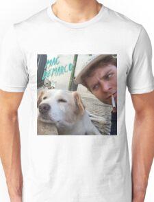 Mac Demarco's dog selfie Unisex T-Shirt