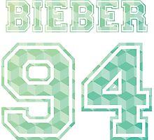 Bieber 94 Justin Bieber Beliebers Photographic Print
