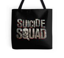 Suicide Squad Logo Tote Bag