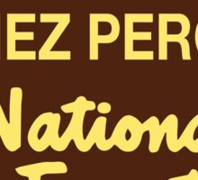 Nez Perce National Forest Sticker