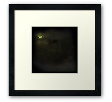 Night Work Framed Print