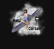 F4U Pin Up Art 4 Unisex T-Shirt