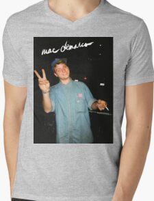 Mac Demarco  Mens V-Neck T-Shirt